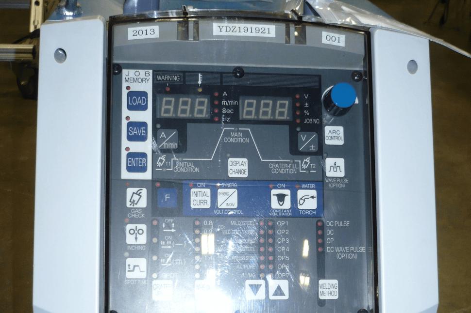 Repairing The Otc Daihen Dptd Series Icr Services