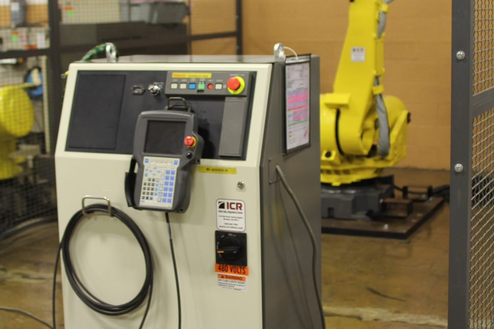 Repairing Fanuc Equipment Components And Parts Icr Services