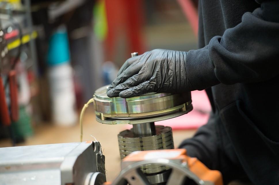 ABB Servo Motor Repair