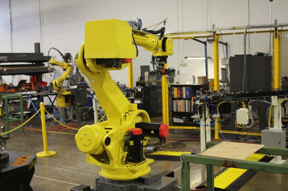Robot_Integration_-_Machine_Tending