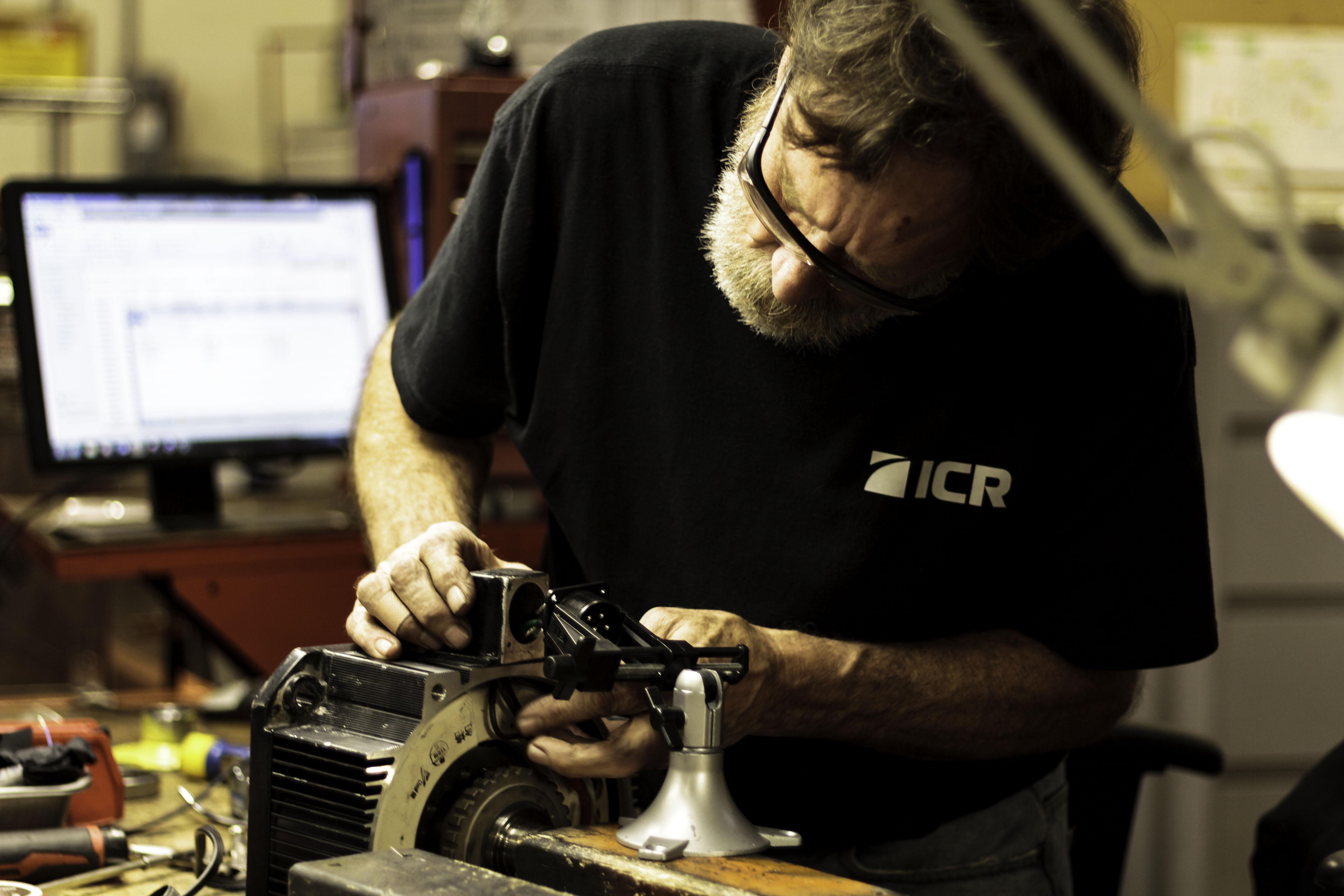 Industrial Motor Repair Servo Motor Repair Ac Dc Motor