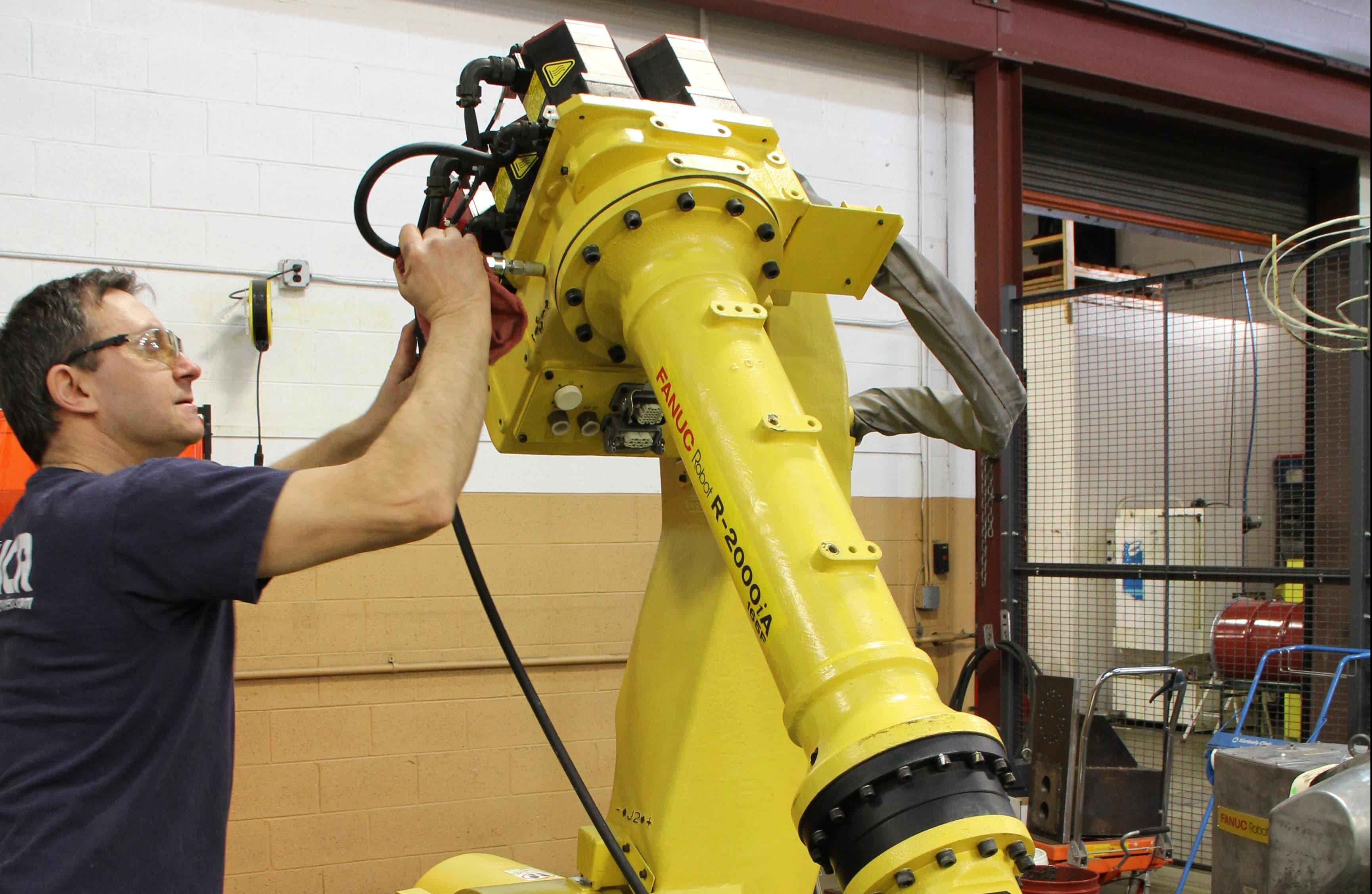 FANUC Robot Repair