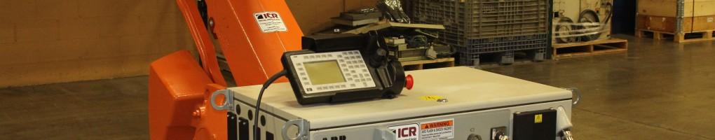 ABB Robot Controller and Teach Pendant