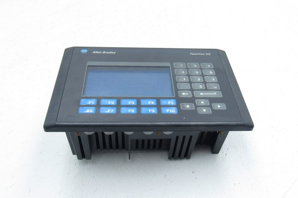 Allen-Bradley PanelView and PanelView E Series HMI Repair - ICR Services
