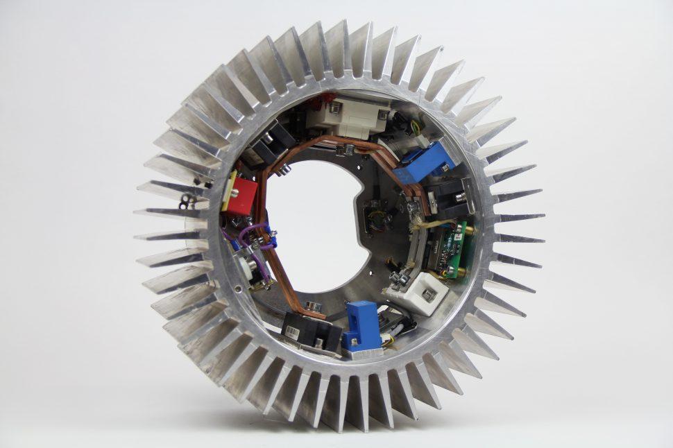 Vestas 705180 VRCC Power Unit (full view)