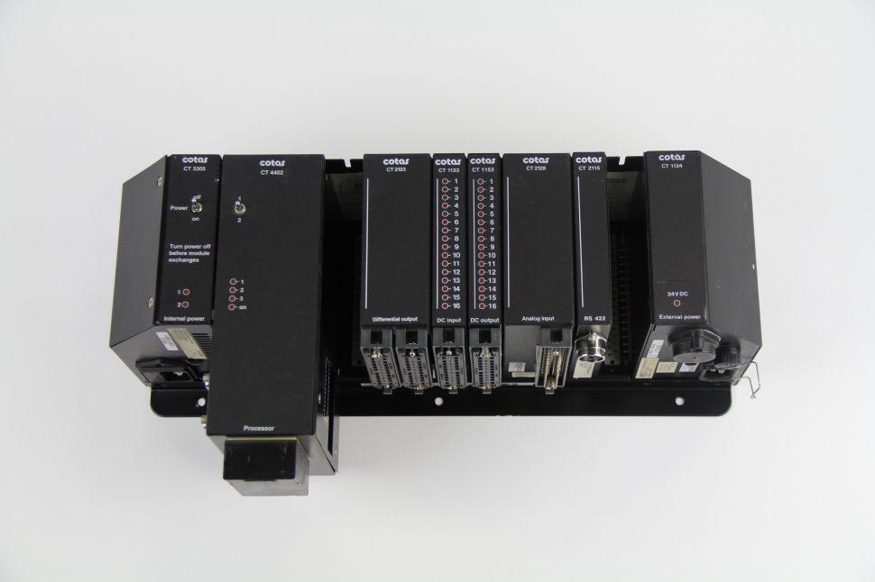 Vestas V27 PLC Rack