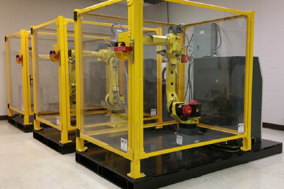 Fanuc Robot Training Cells