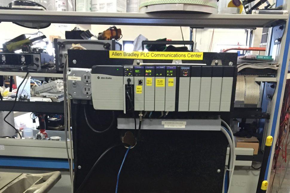 Allen-Bradley PLC  Communication Center