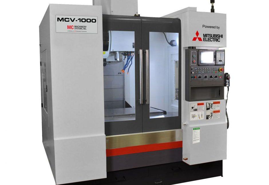 Mitsubishi Milling CNC Machine