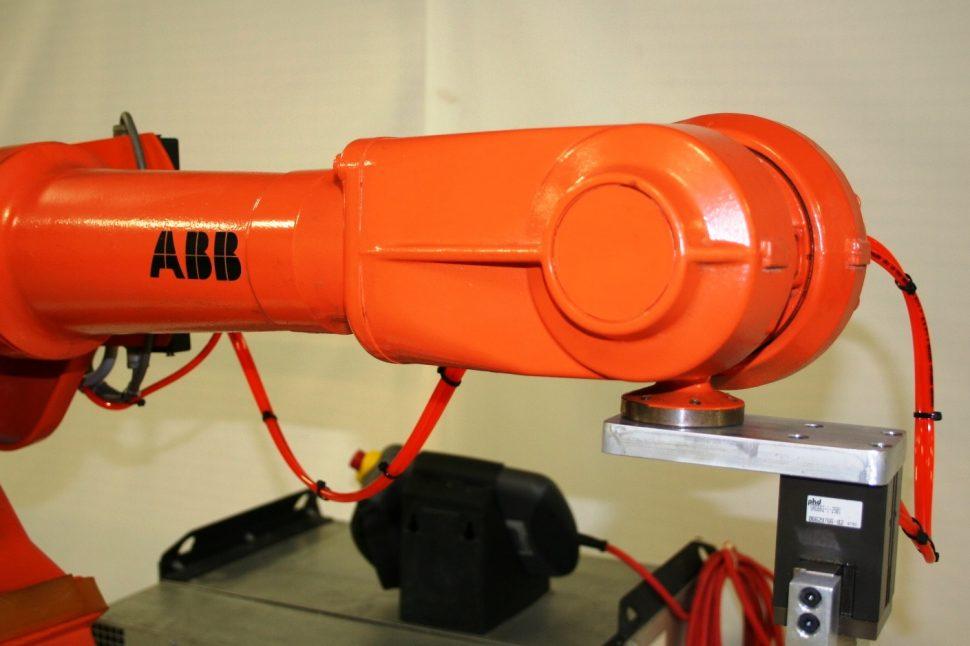 ABB IRB2400 Robot- Arm View