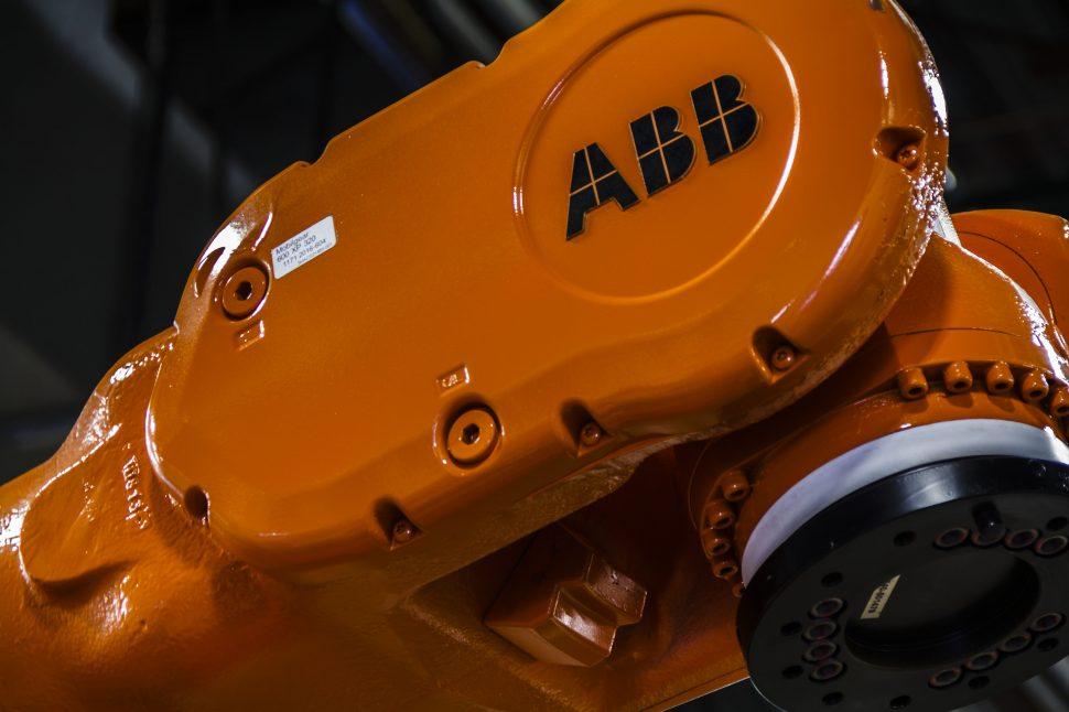 ABB IRB 6640 Robot Wrist