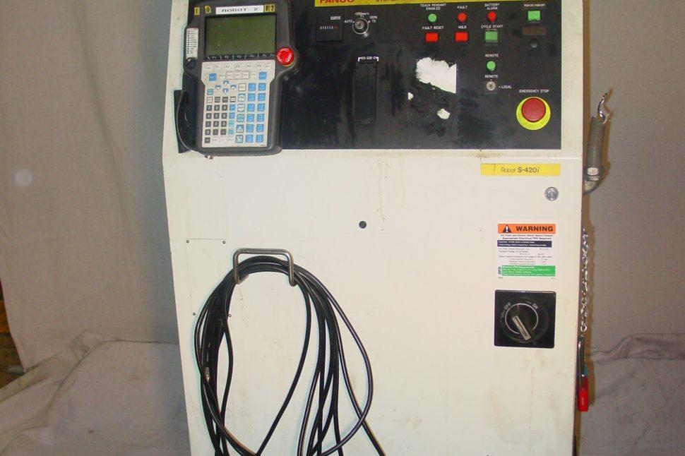 Fanuc R-J2 Controller