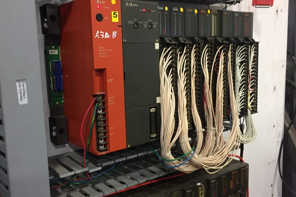 Mitsubishi PLC Repair - MELSEC-A PLC