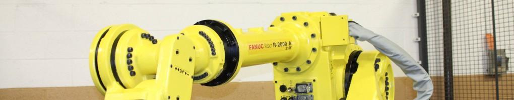 Fanuc Parts - ICR Services