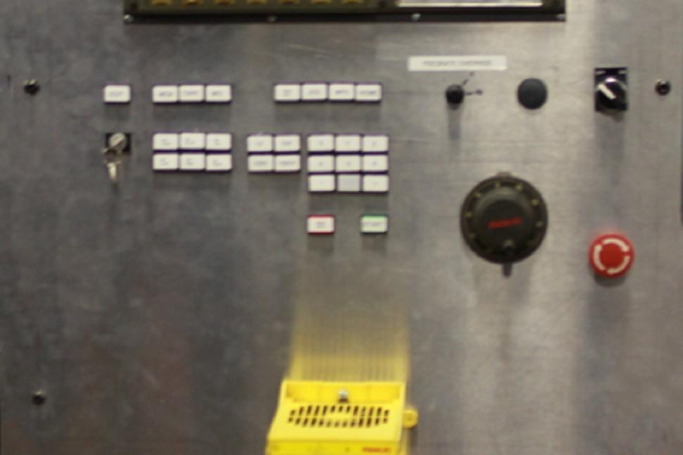 Fanuc 21-TB CNC Machine