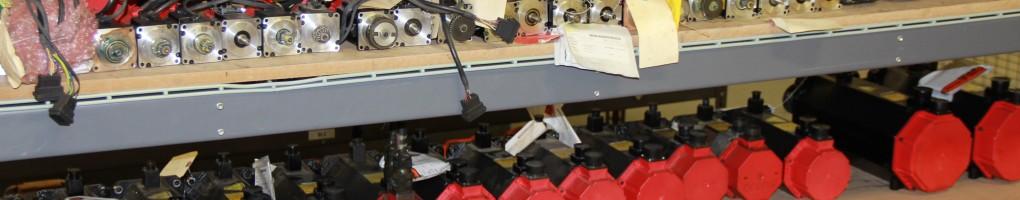 On-Site Repair Management Motors