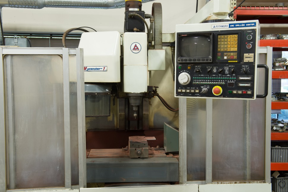 CNC Drilling Center