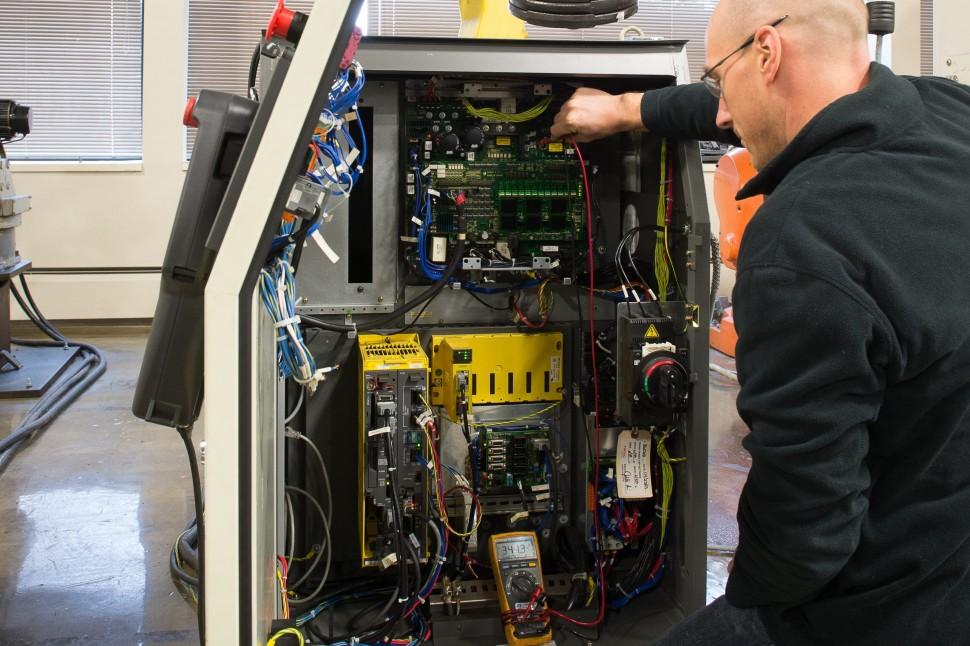 Field Service Robotics