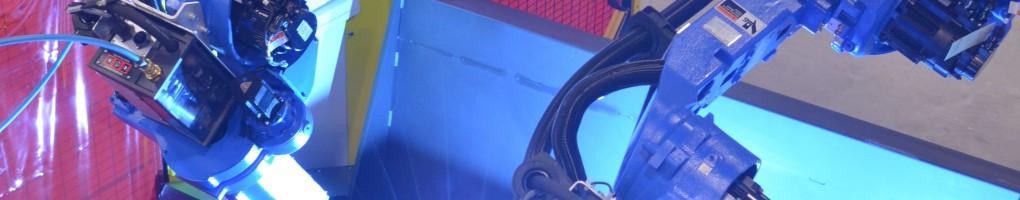 Motoman Arc Welding Application-