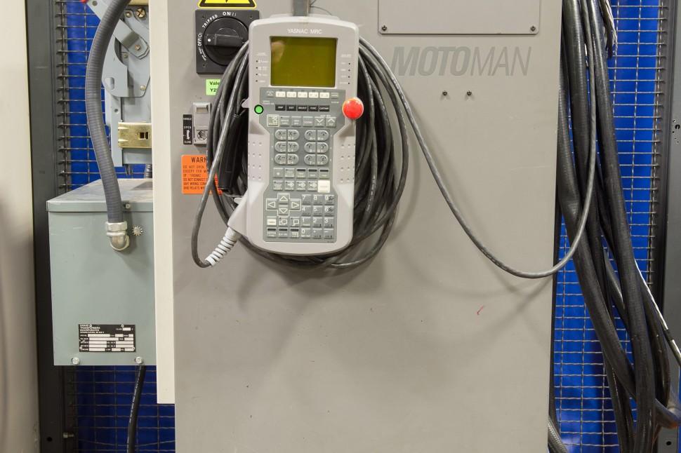 Yasnac MRC Controller ENCM-RM6015