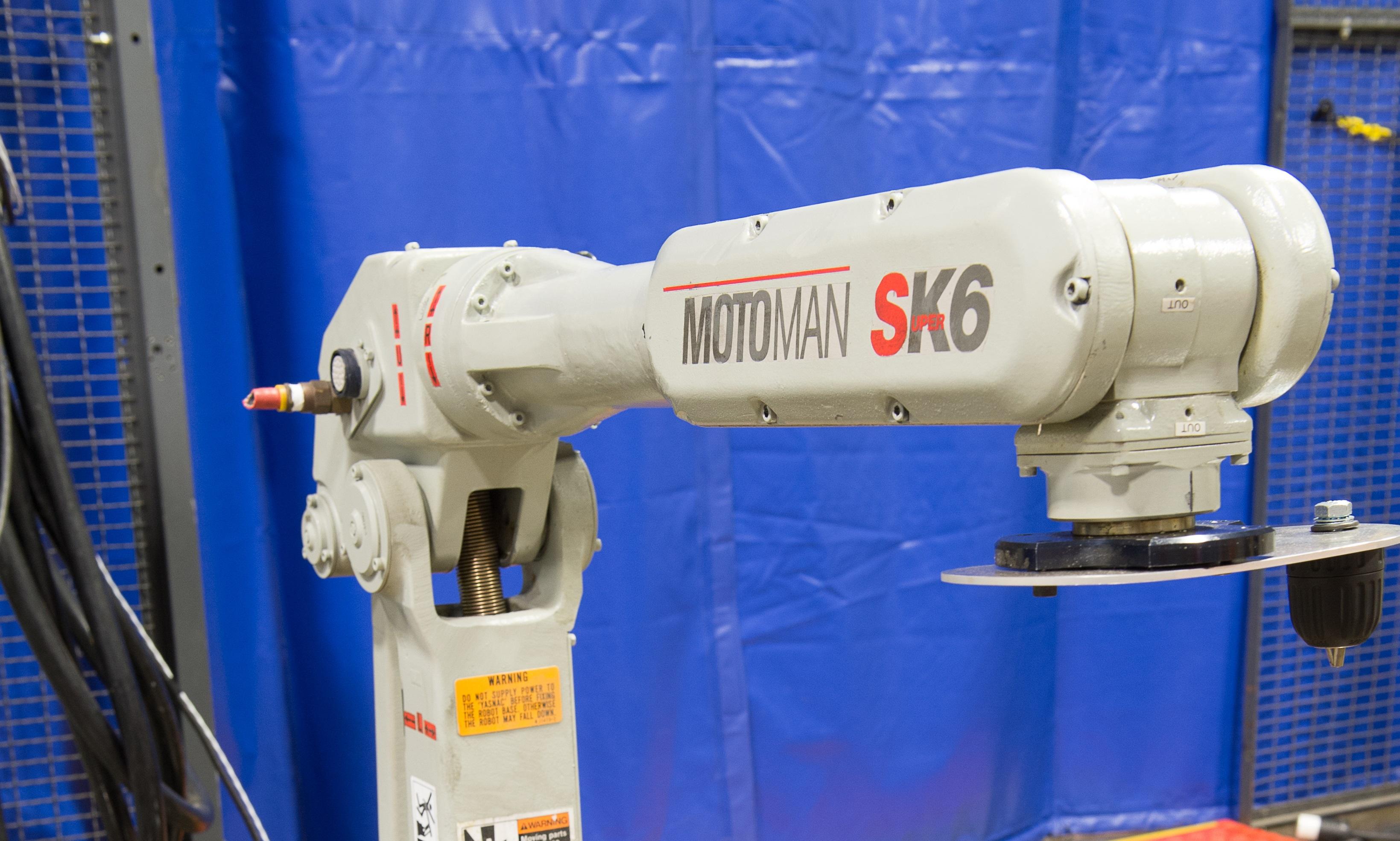 Motoman Legacy Mrc And Erc Series Robots Icr Services