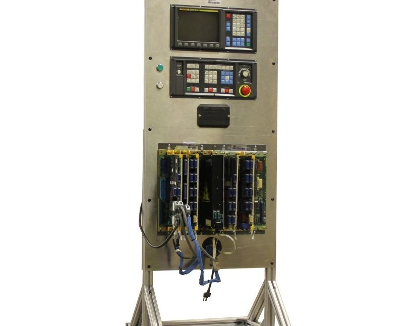 Fanuc O-M CNC Testing System