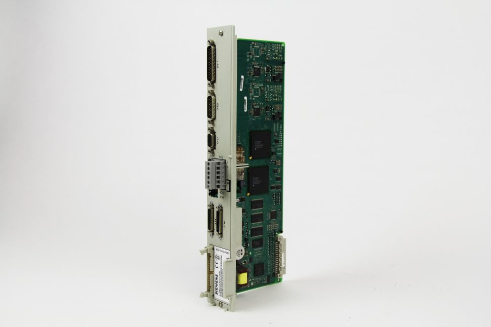 Siemens 6SN1118-0DJ23-0AA2 Single Axis Drive Card for 840D CNC Test Stand