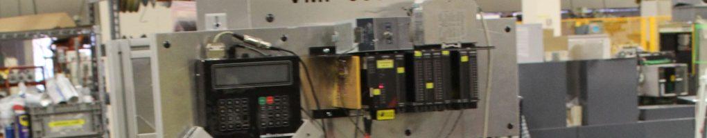 Vestas VMP4400 PLC Rack