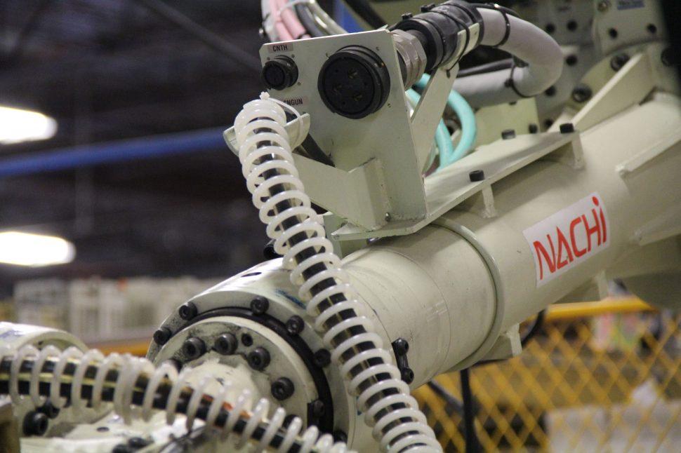 Nachi SF166-02 Robot