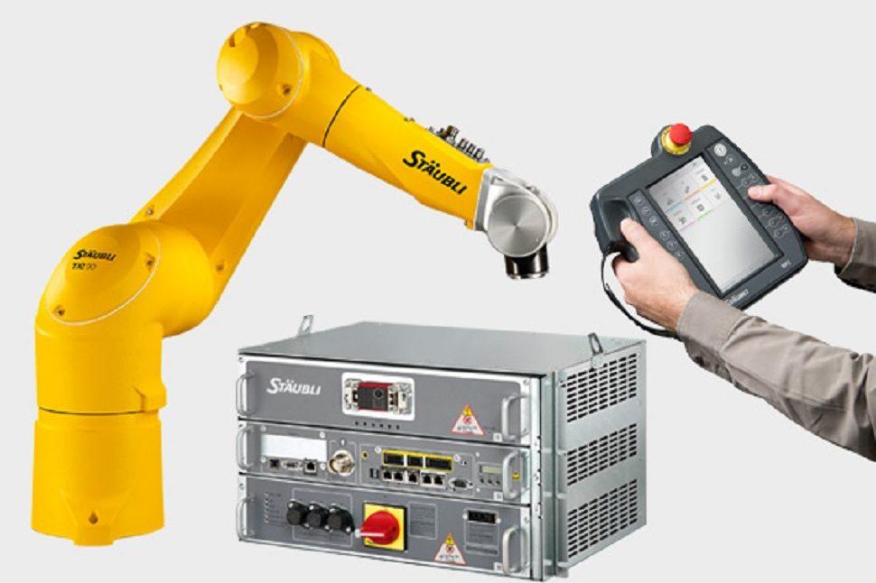 Stäubli Robot and Controller
