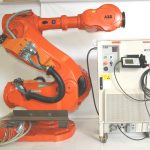 ABB IRB7600- Robot & Controller