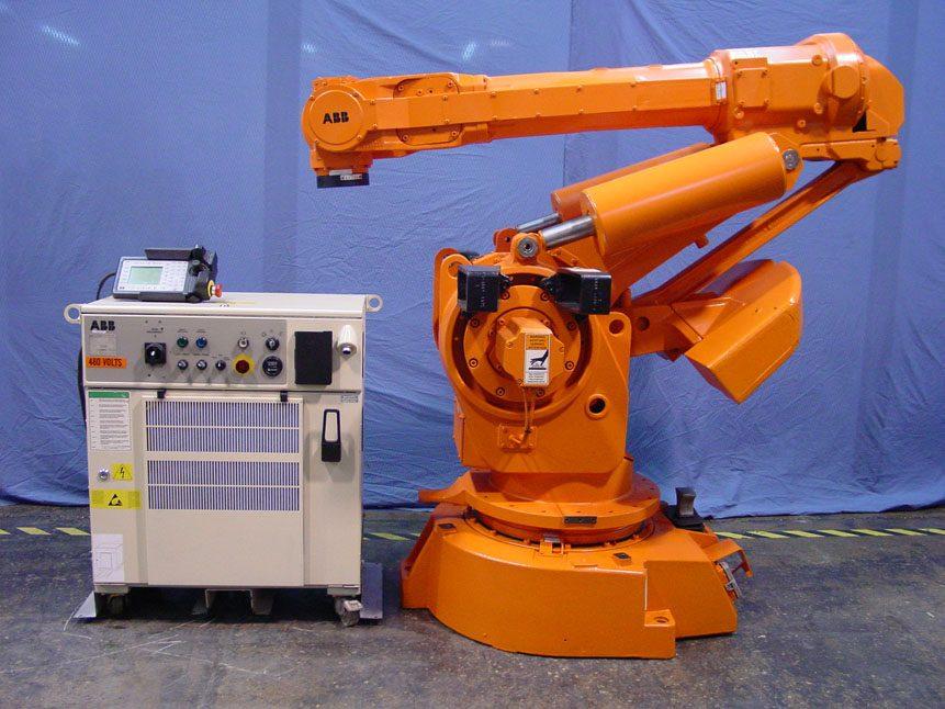 ABB IRB 6400 Robot