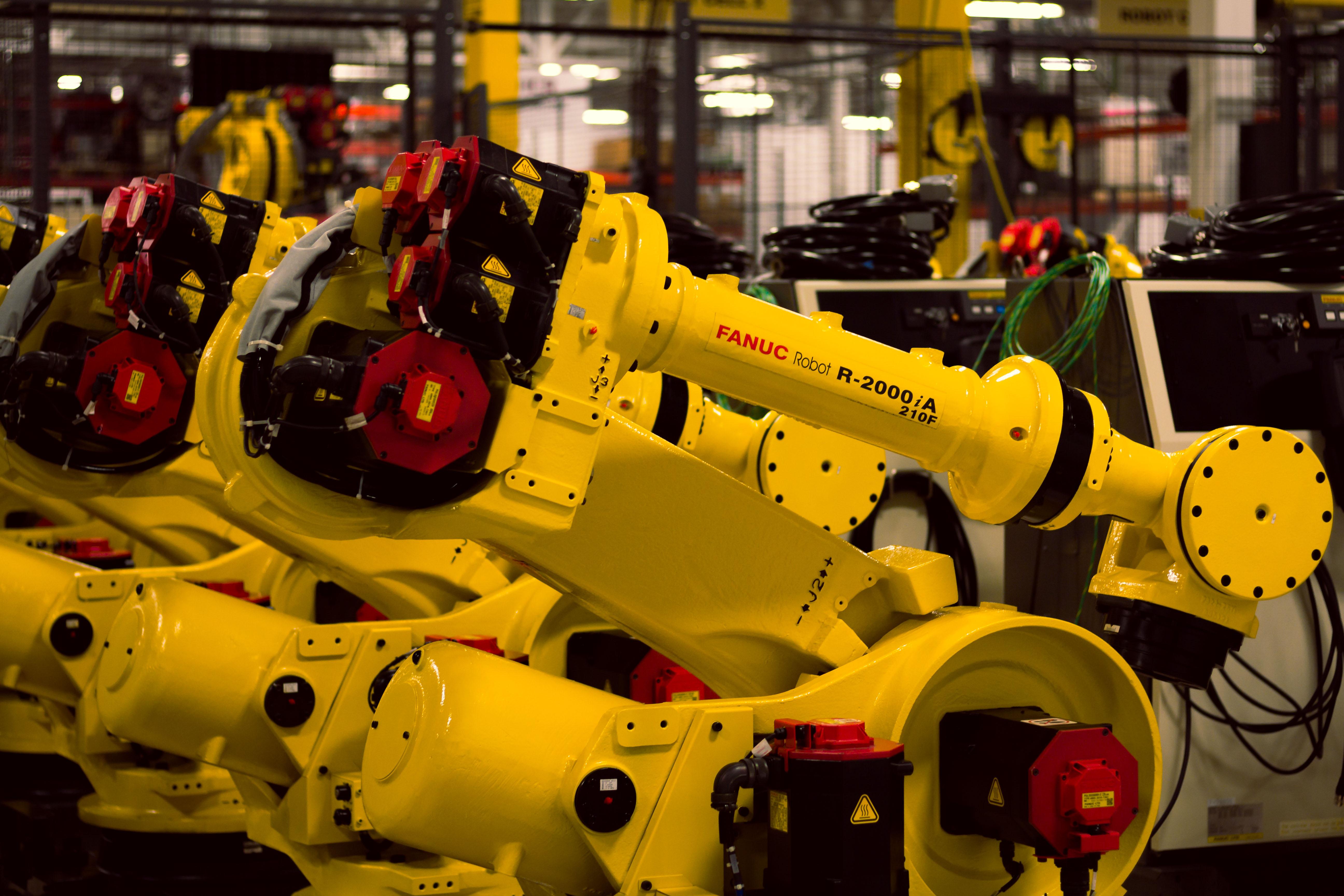 Fanuc Robots - ICR Services