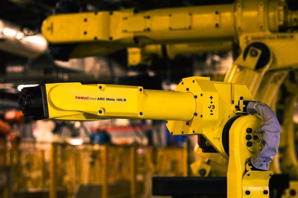 Fanuc ARC Mate 100iB Robot