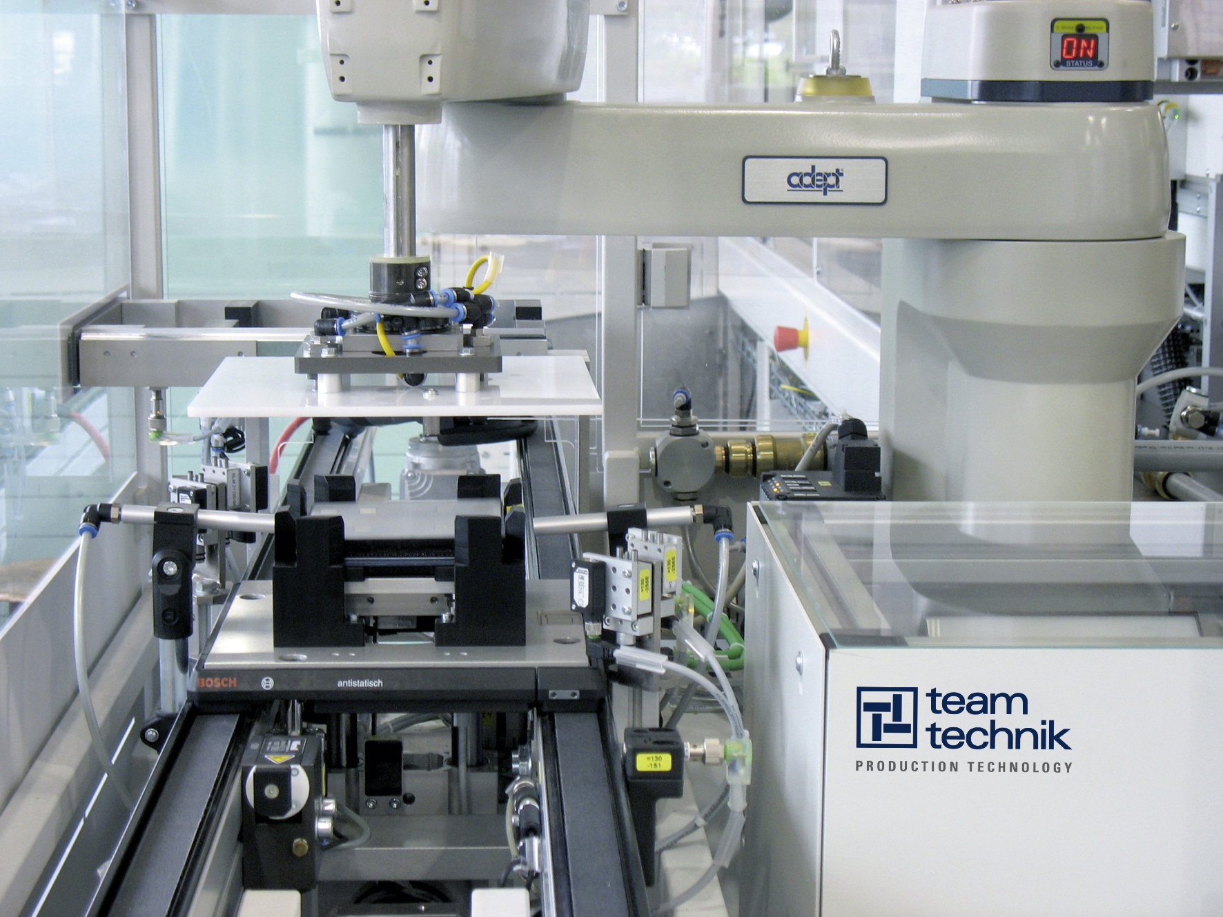 Omron Adept Technologies Adept Robot And Repair Services