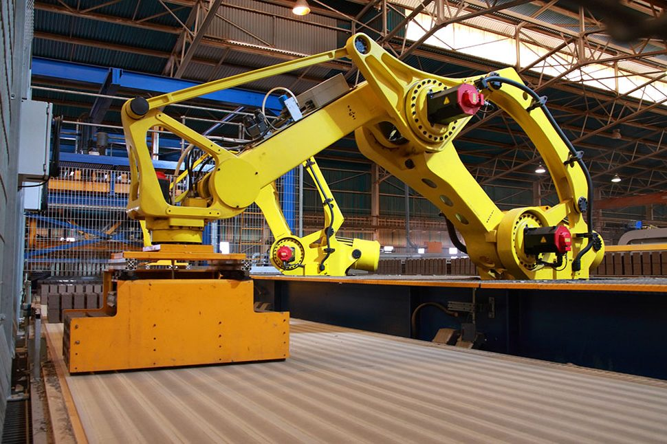 Fanuc preventative maintenance for material handling robot
