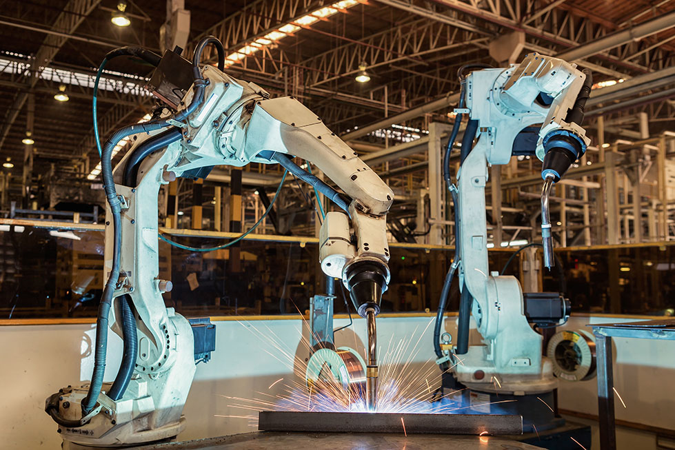 Robot MIG Welder Maintenance