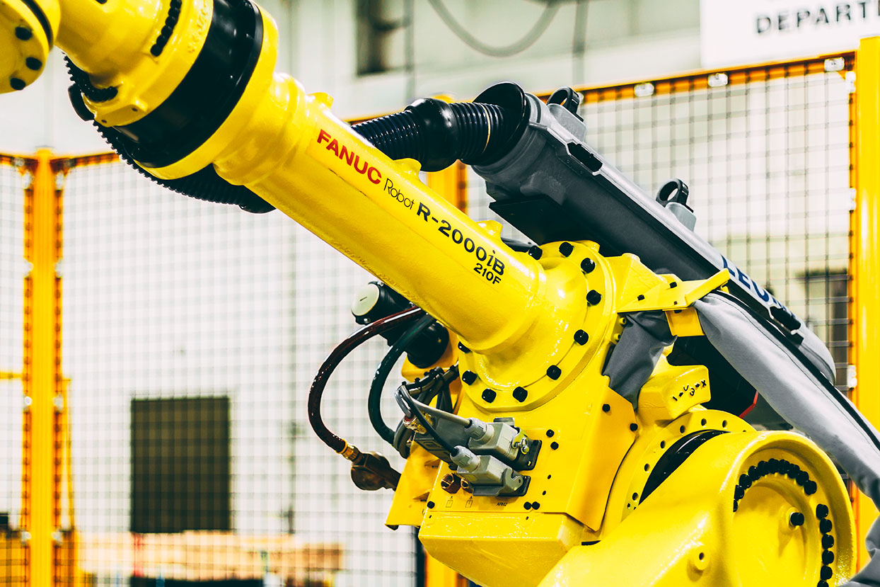 Industrial Robots for Sale
