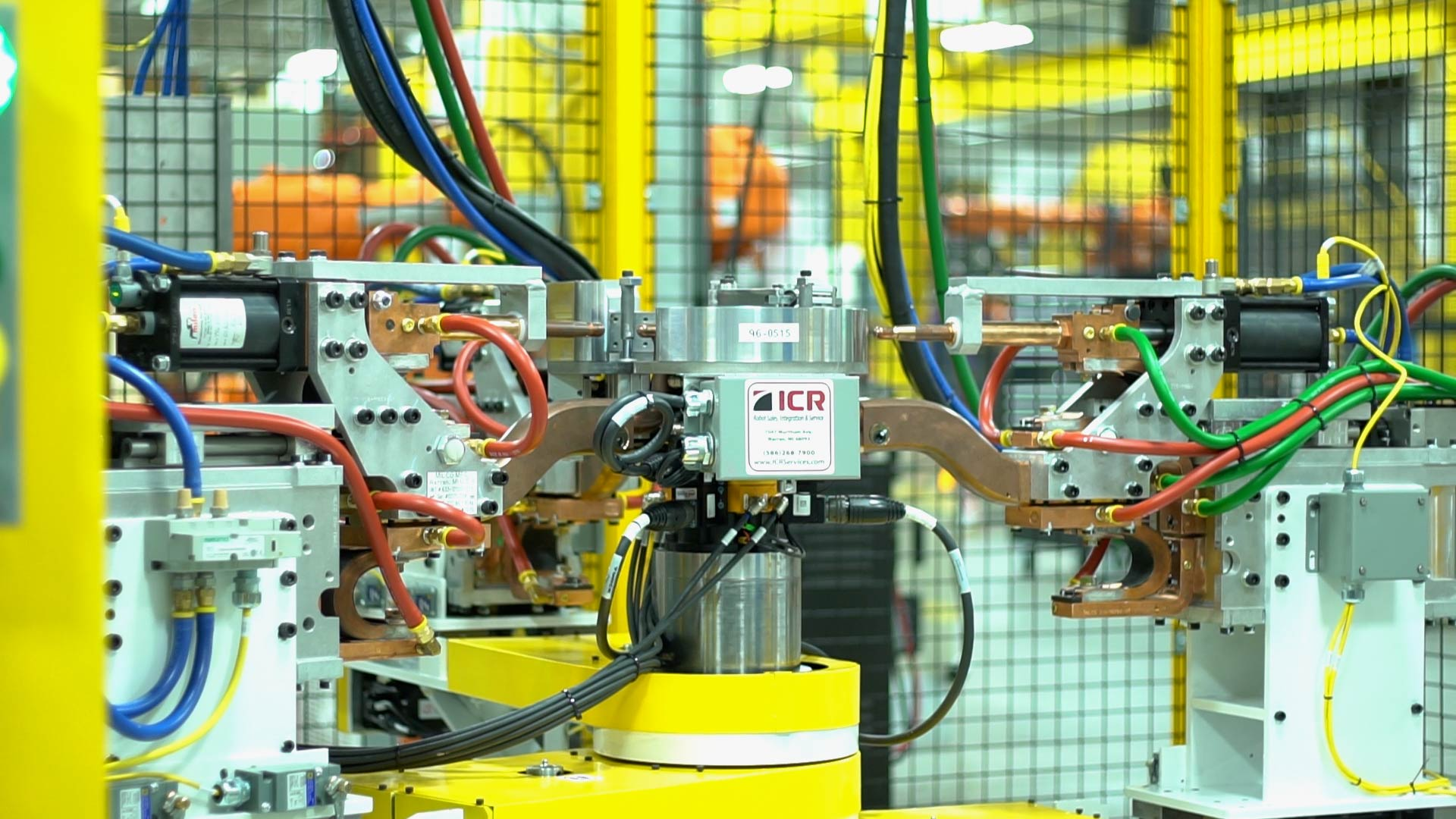 Robot System Integrator of Custom Industrial Automation Systems