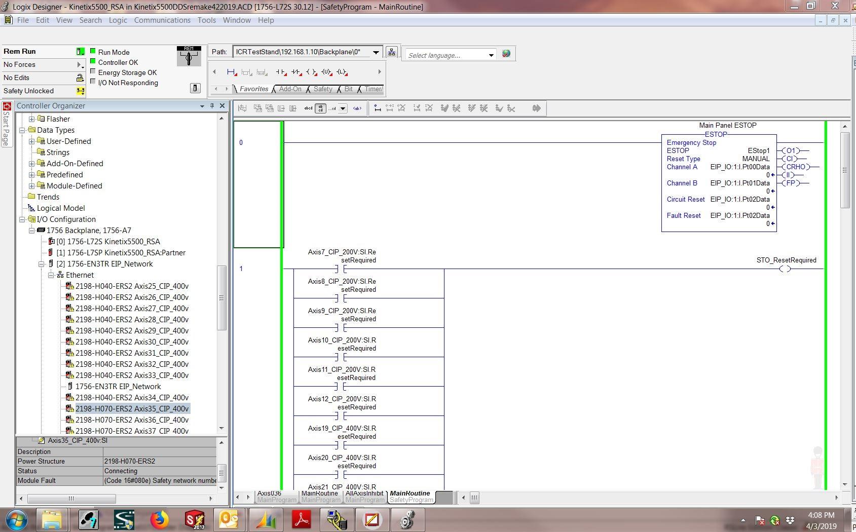 Logic Method Step 1