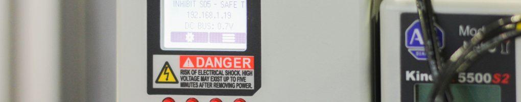 Allen Bradley Safety PLC Configuration