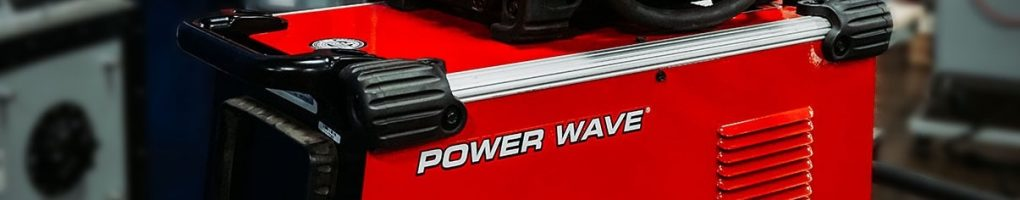Lincoln Power Wave R500 Power Source