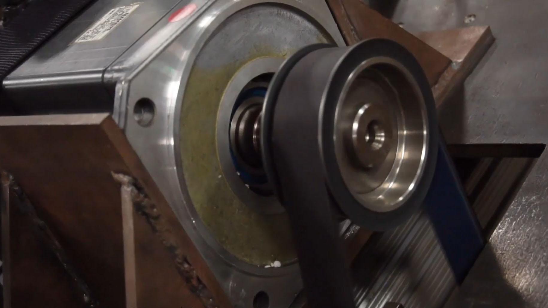 Siemens AC Motor Repair