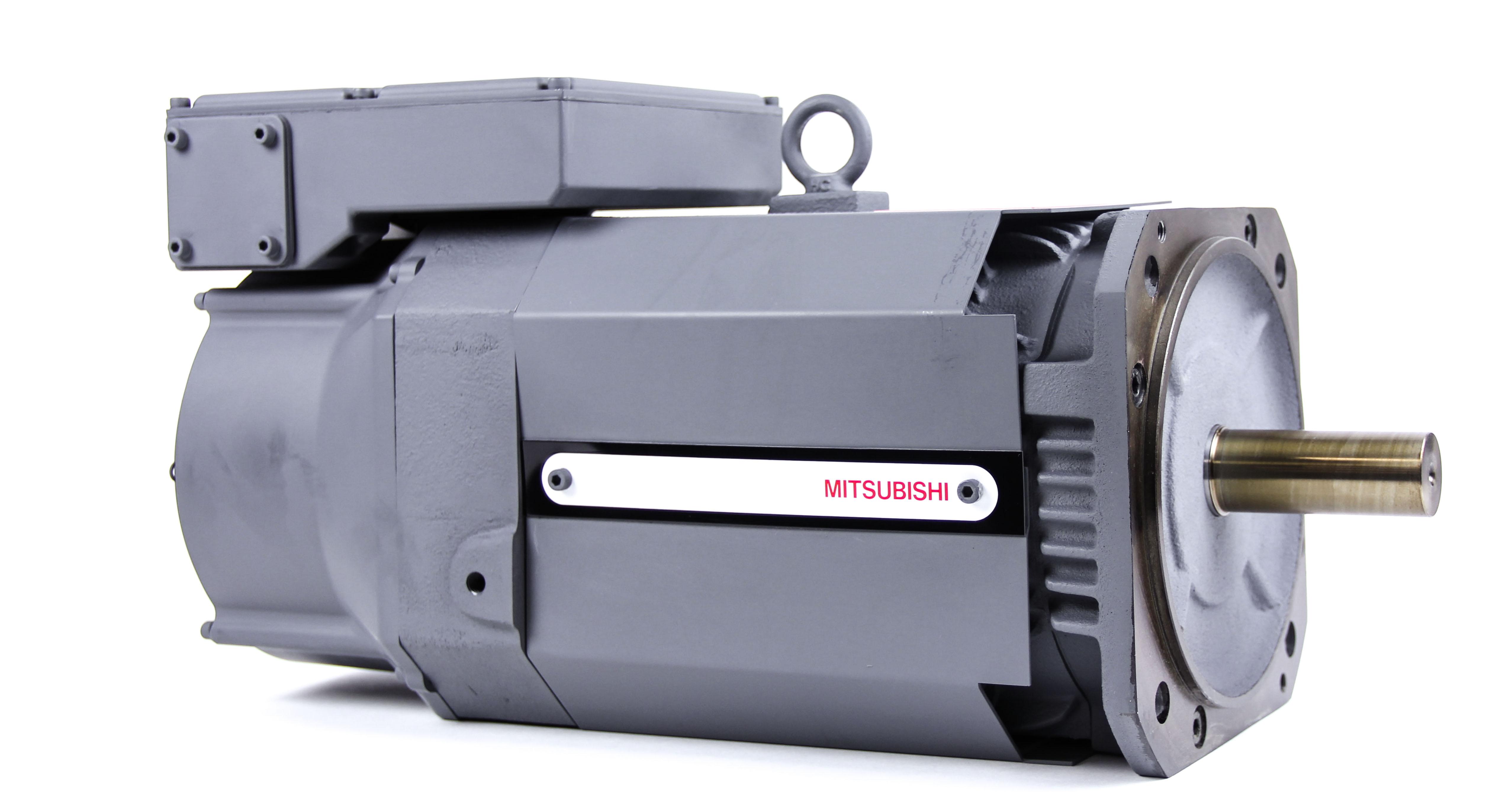 Mitsubishi CNC Spindle Motor Repair