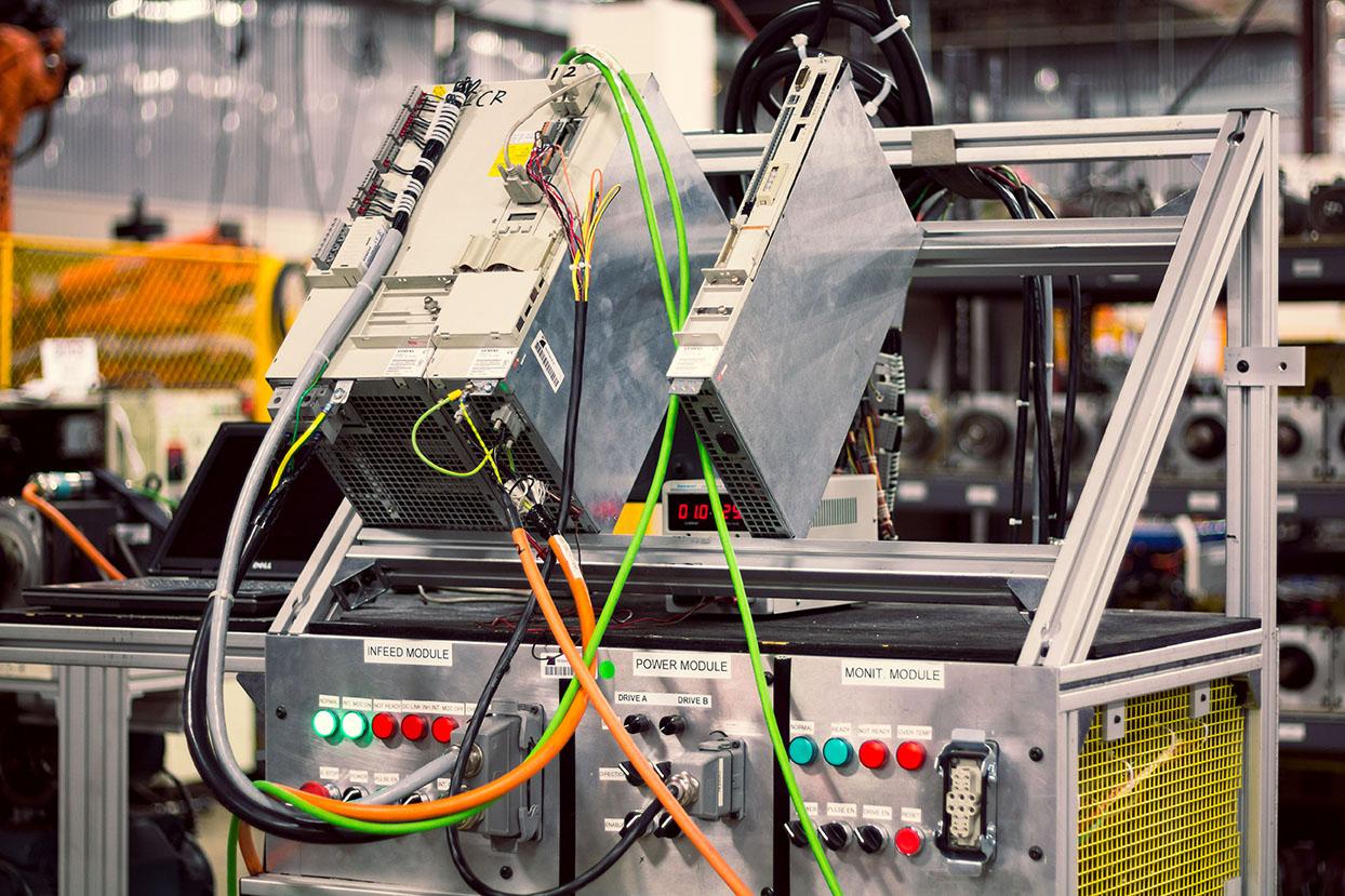 CNC Drive Repair