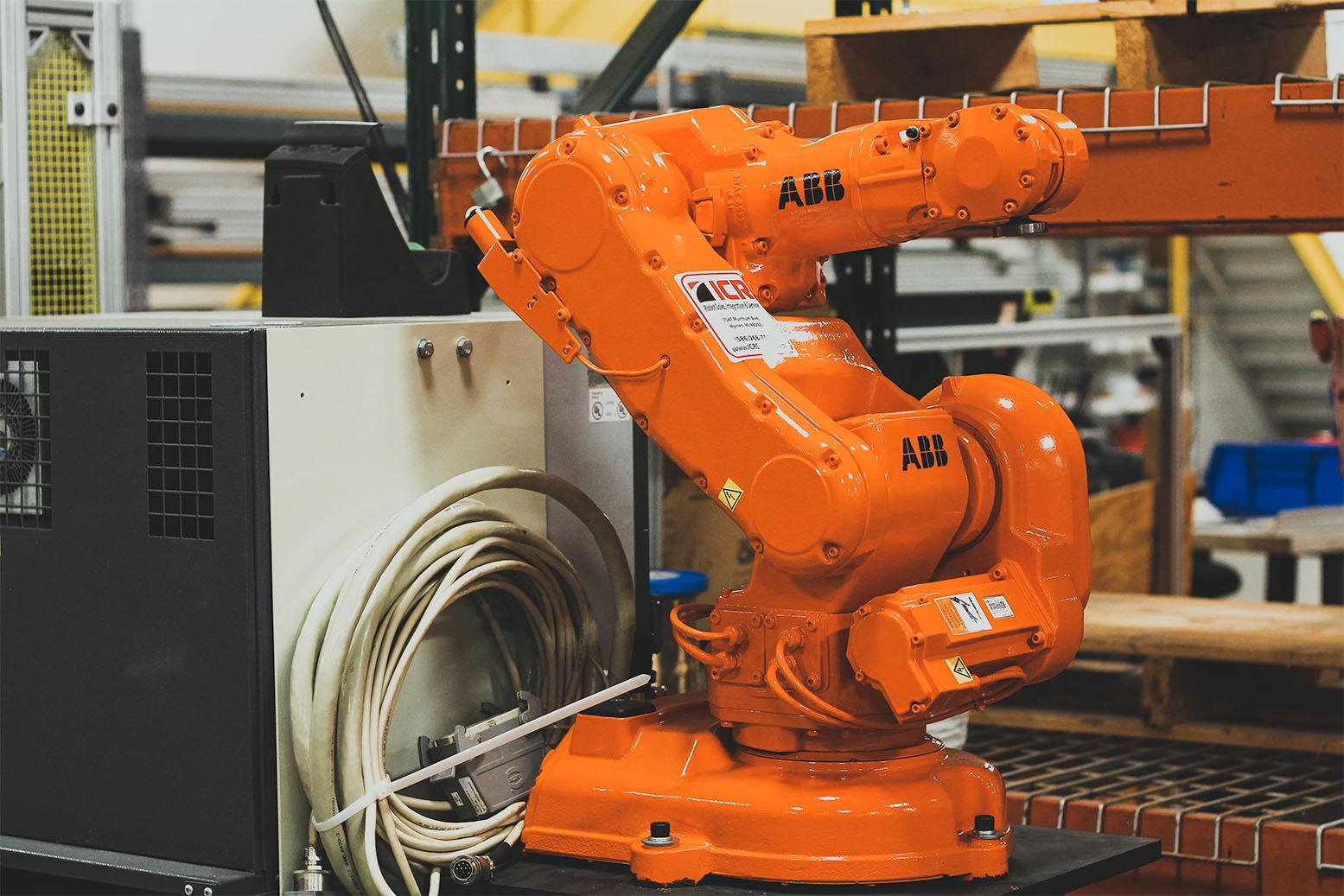 ABB IRB 140 Robot