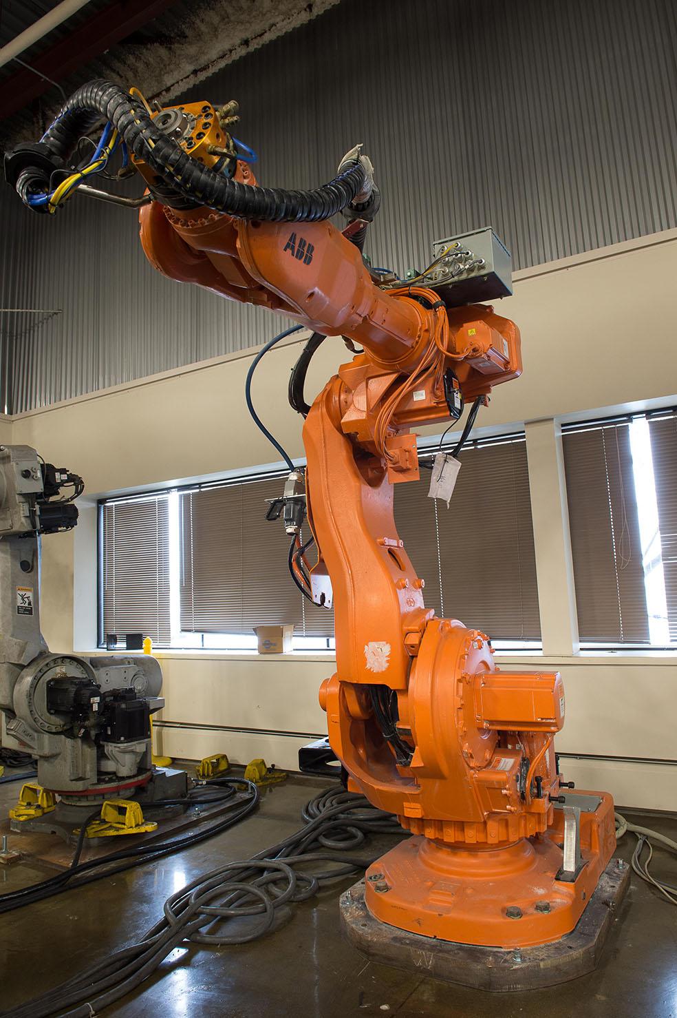 ABB IRB 6600 Robot