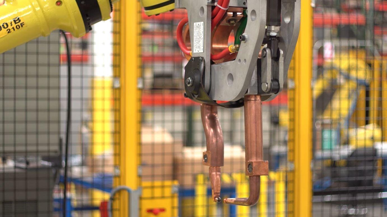 Spot Welding Gun for Resistance Welding Application