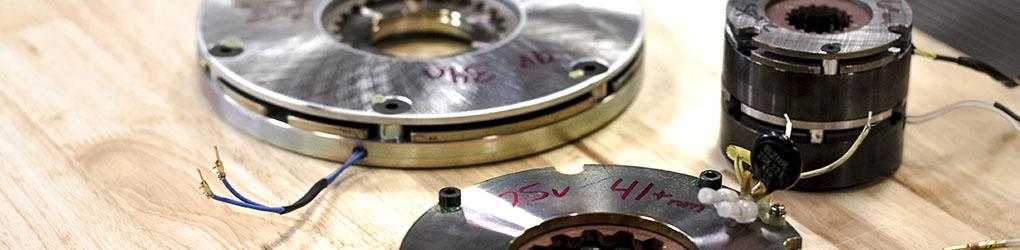 Electromagnetic brake repair
