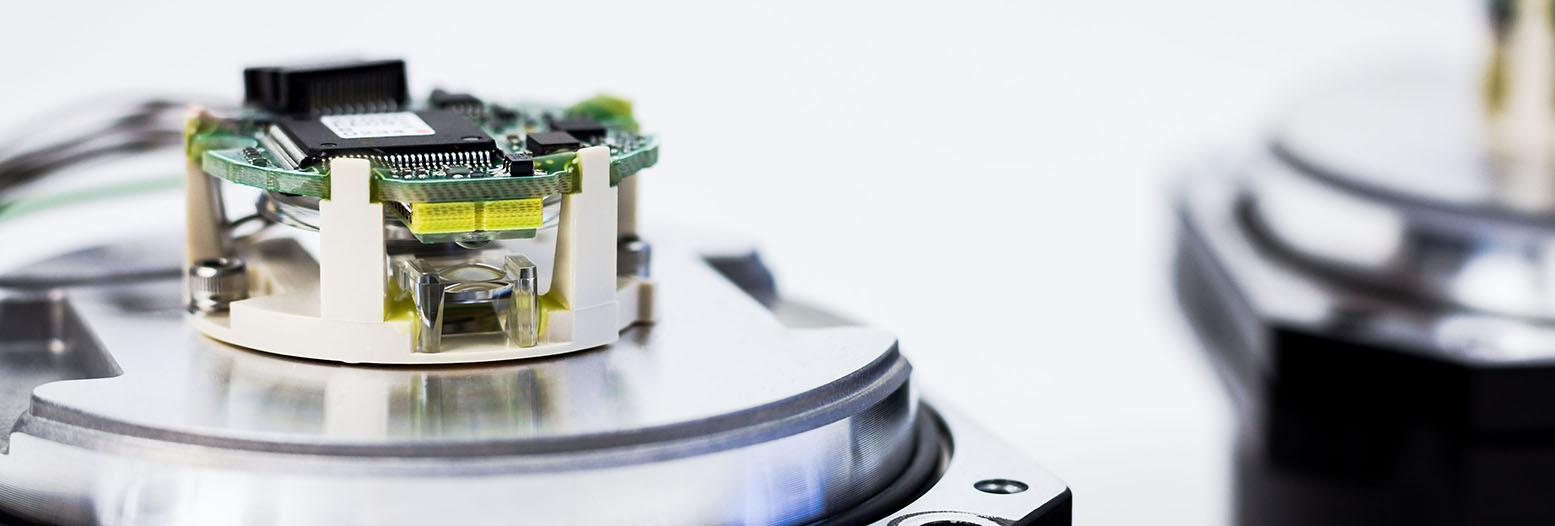 Servo Motor Repair Procedure Encoder Alignment